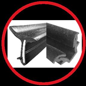 Glass guides / Windscreen wiper