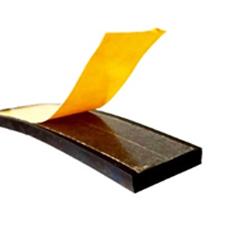 Caucho compacto foto adhesivado
