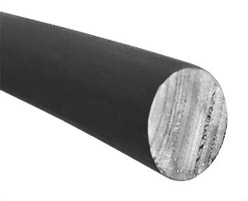 Cordones compactos negro